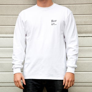 Image of Longsleeve White