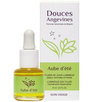 Image of Douces Angevines - AUBE D'ETE Fluide Visage Jour