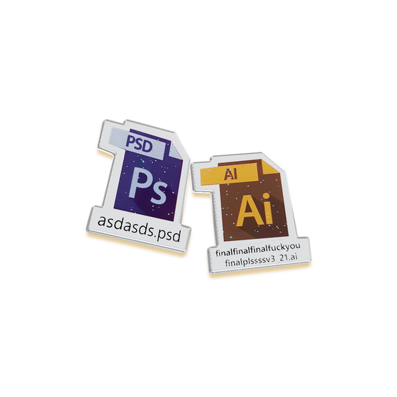 Image of Psd/Ai Naming Convention Charms