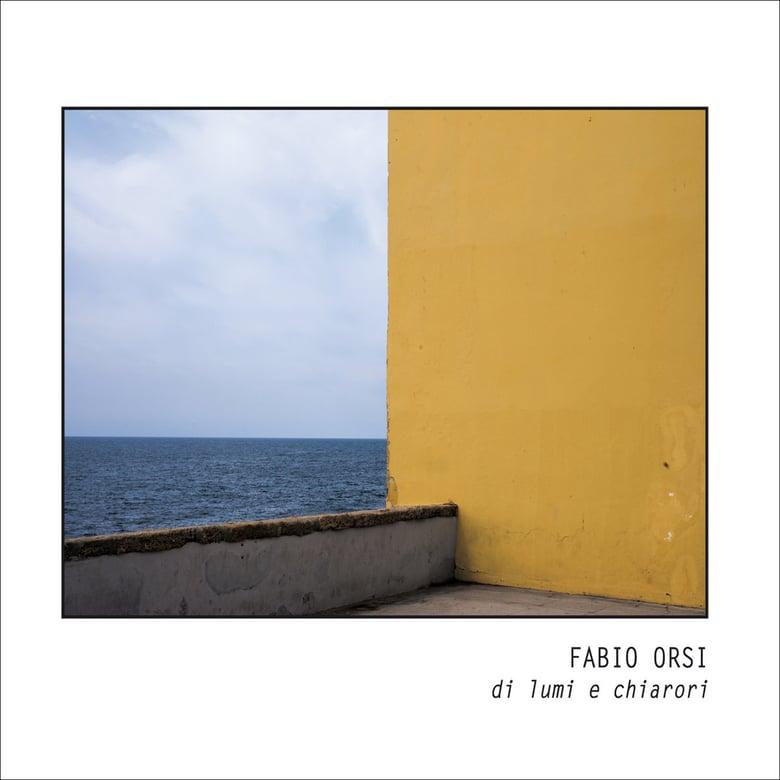 Image of FABIO ORSI - Di Lumi E Chiarori 4xCD BOX SET  [ltd.250]