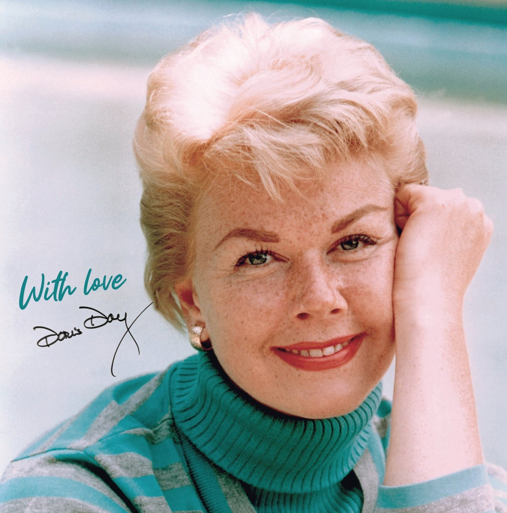 Image of Doris Day- With Love