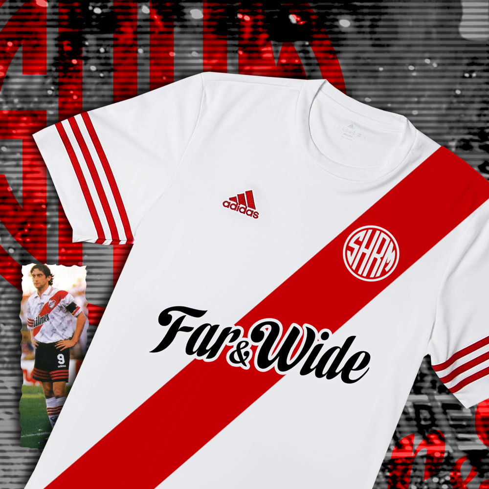 Image of Club Atlético SHRM (H) Adidas Jersey
