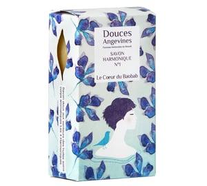 Image of Douces Angevines - LES 4 SAVONS HARMONIQUES