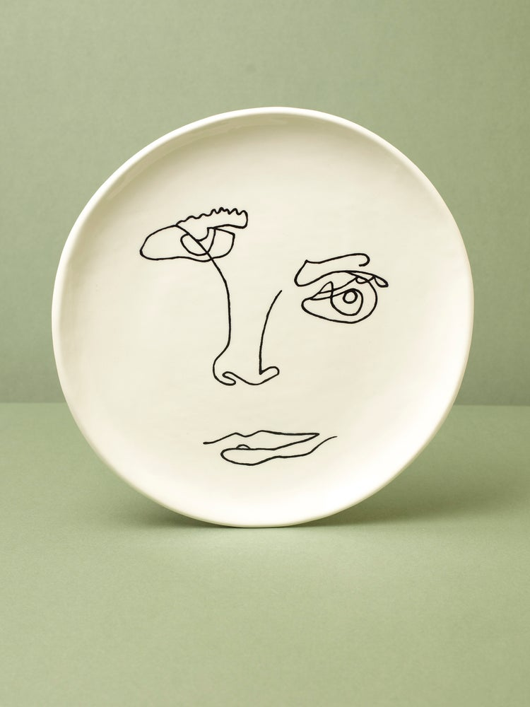 Image of Large Face Plate (Made to order)
