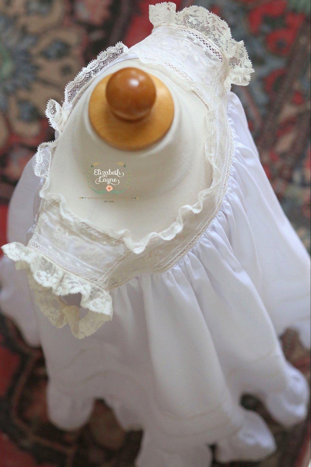 Image of Ella Heirloom Sundress