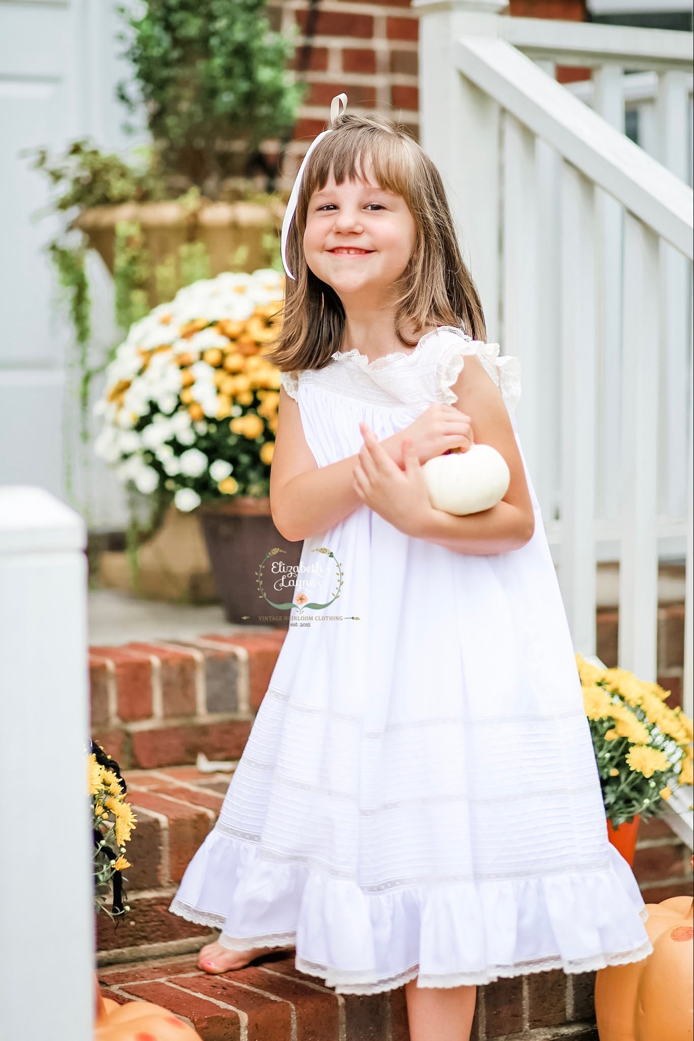 Image of Ella Heirloom Sundress