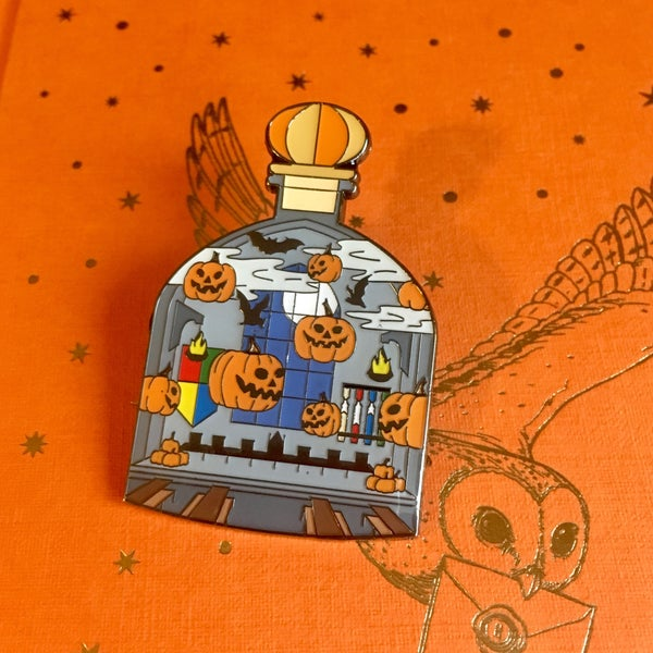 Image of Halloween Feast Pin