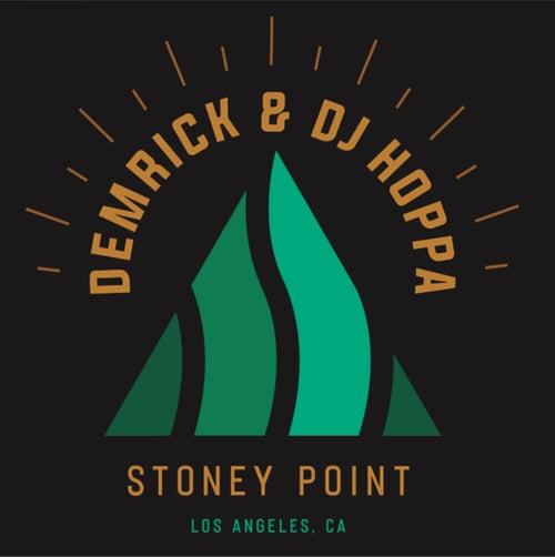 Image of Demrick & DJ Hoppa Tee