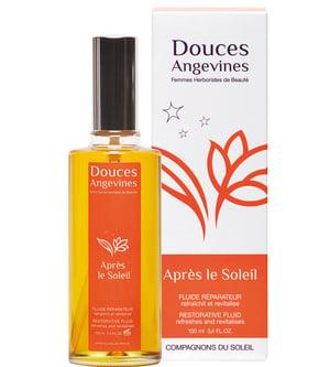 Image of Douces Angevines - APRÈS LE SOLEIL Fluide Corps réparateur