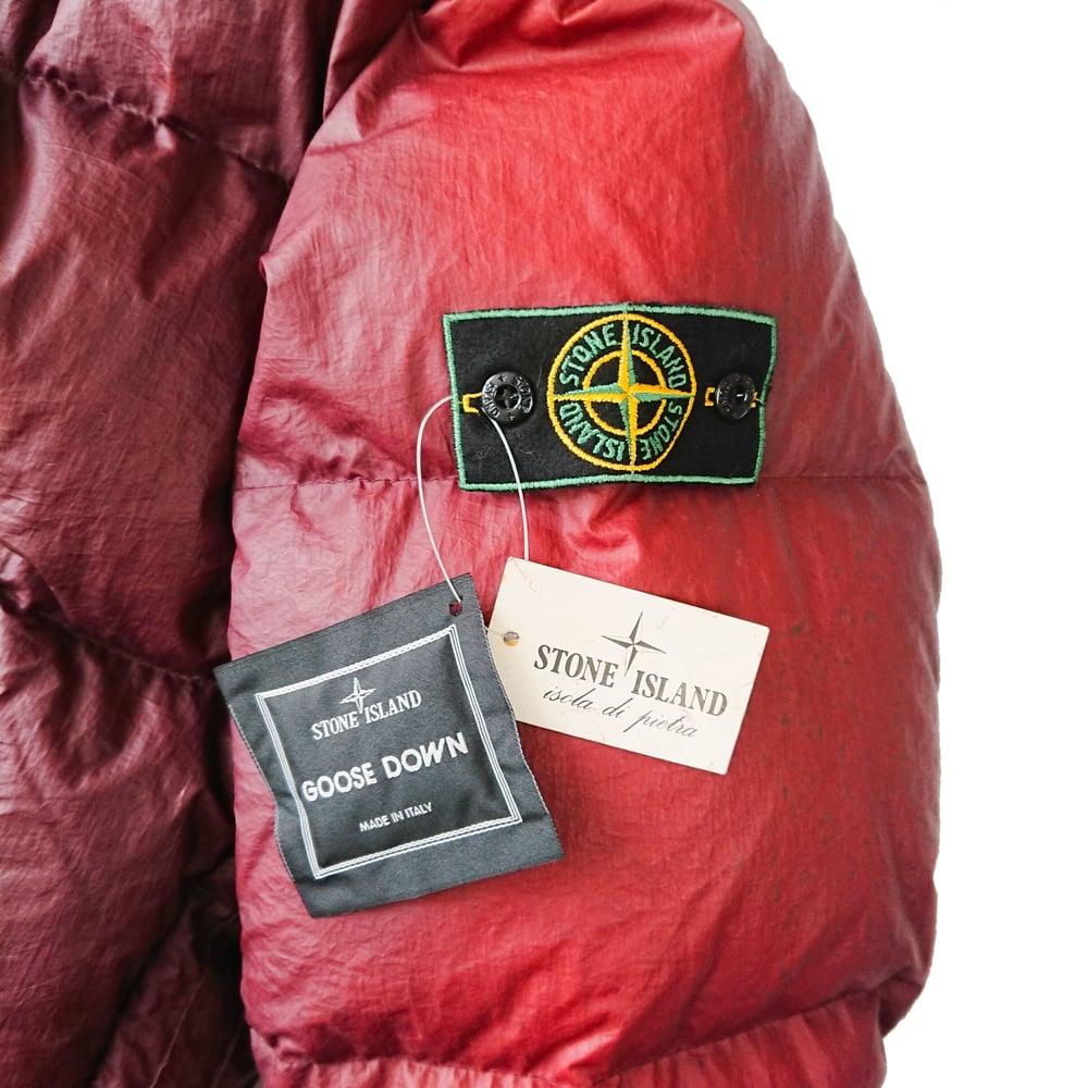 Image of AW 1992 Stone Island Ice Puffer Jacket