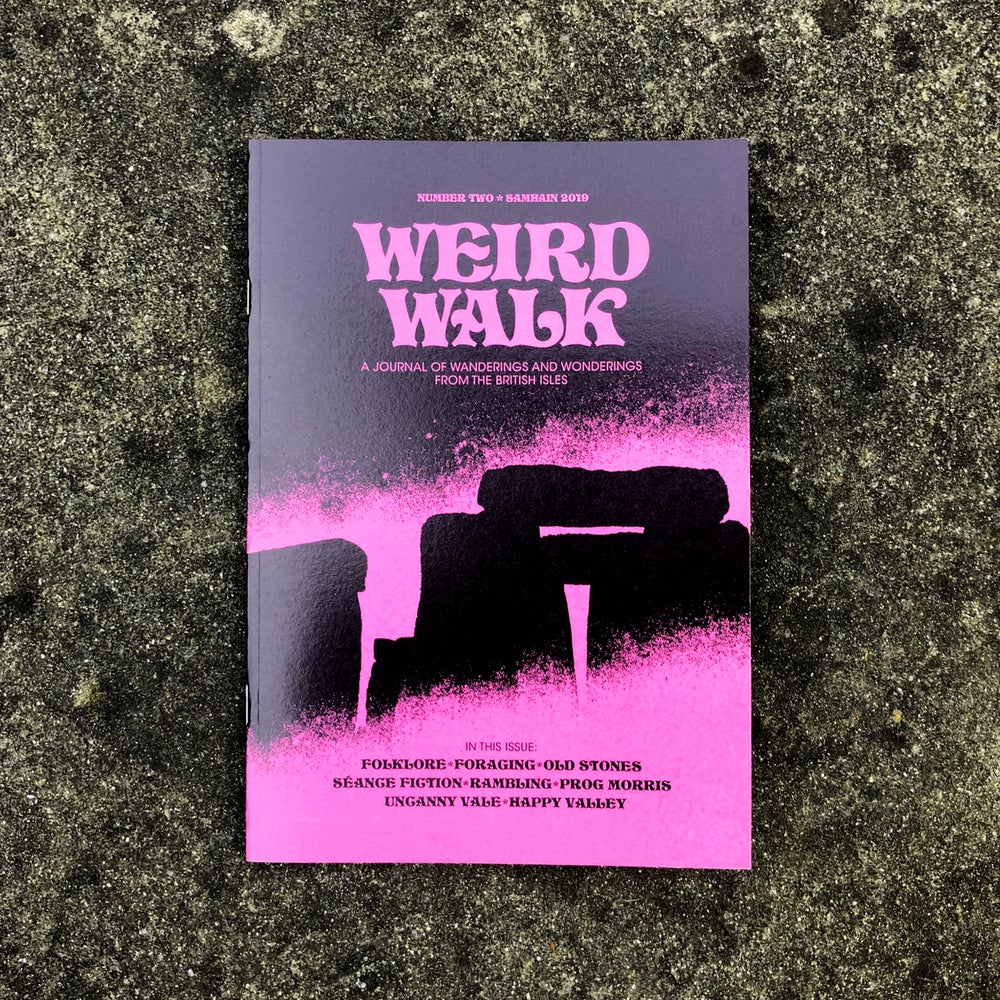 Image of Weird Walk Zine #2