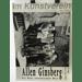 "Image of Allen Ginsberg - ""Ein Poet Fotografiert Beat"" Poster"