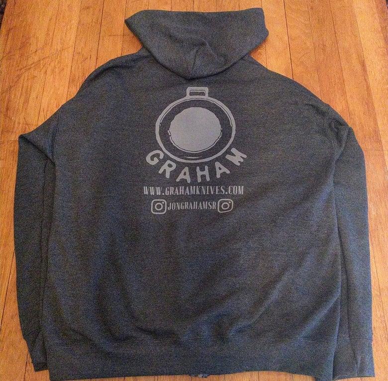 Image of 4X LARGE Graham hoodie