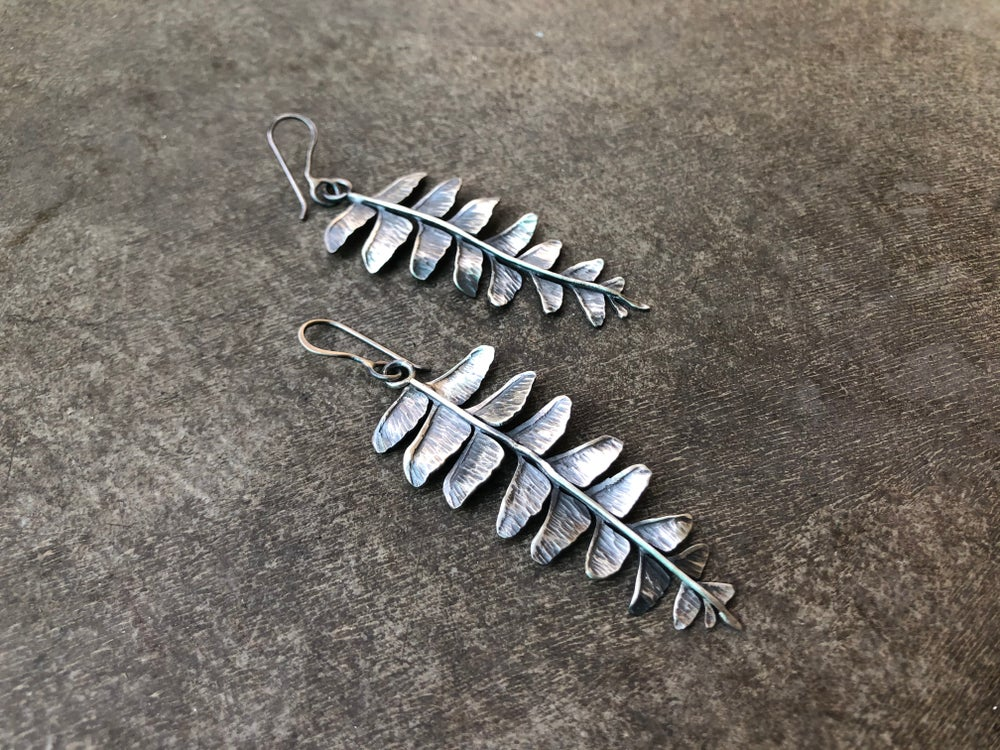 Image of Fern earrings