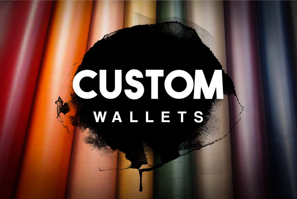 Image of Custom Wallets