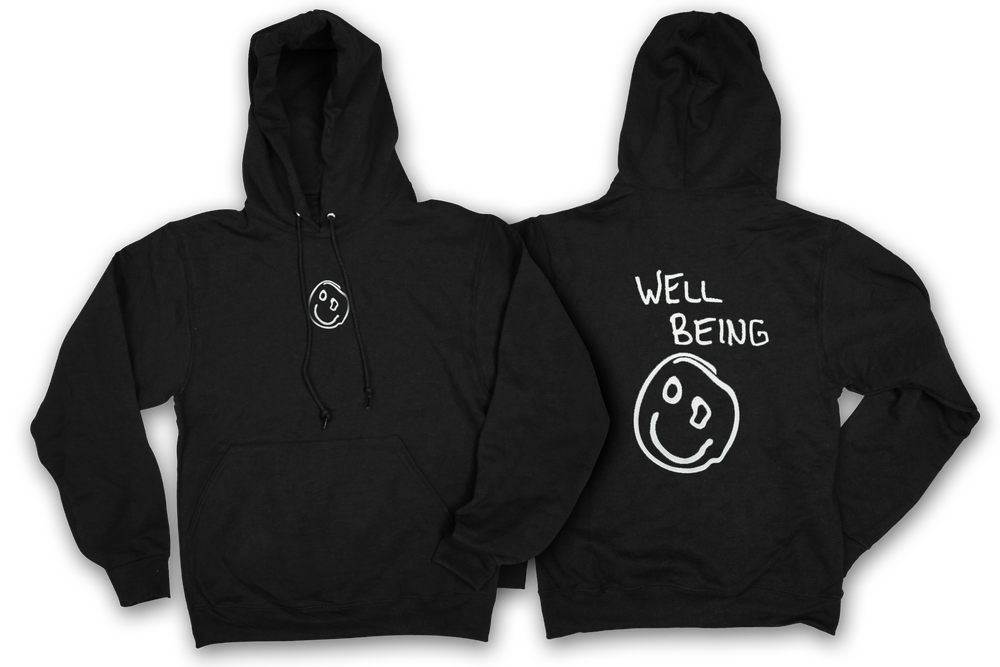 Image of Well Being Hoodie