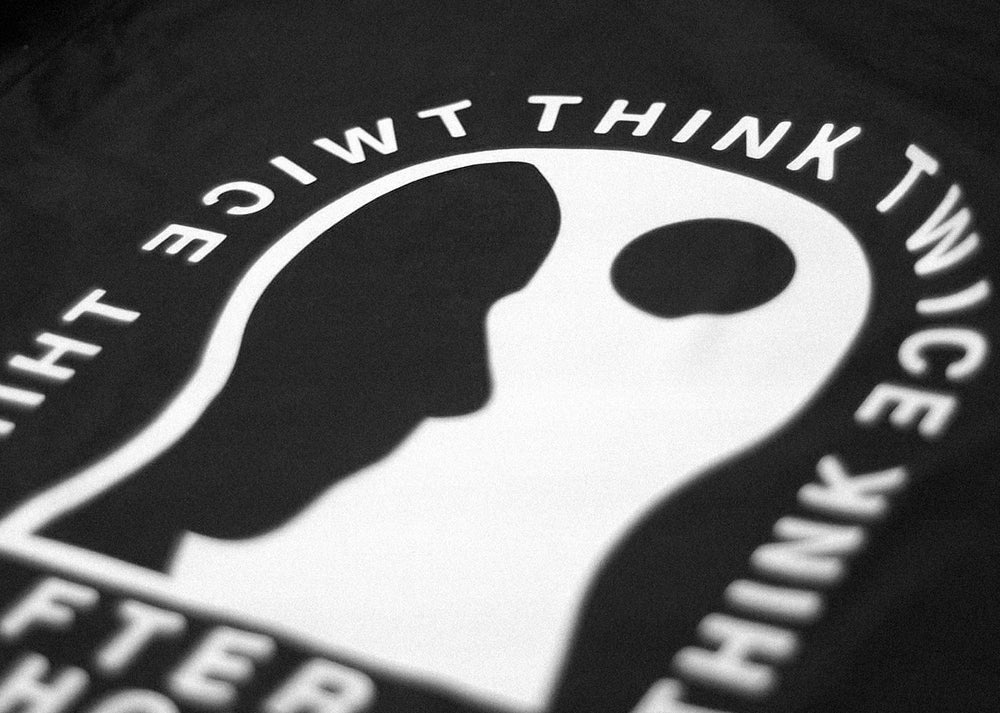 Image of Think Twice - Hooded