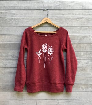 Image of Root Veggies Sweatshirt