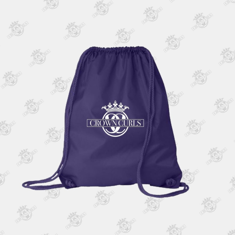 Image of Crown Curls Royal Bags