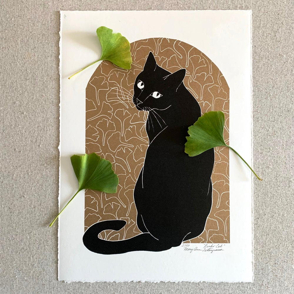 Image of Ginkgo Cat
