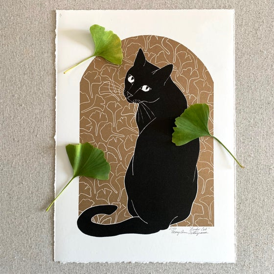 Image of Ginko Cat