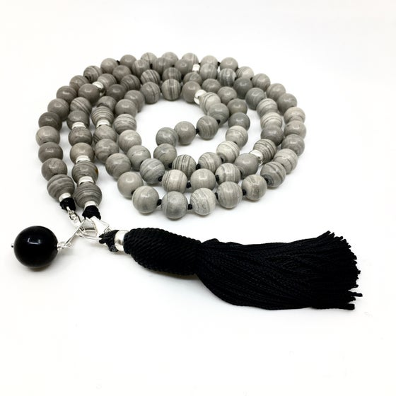 Image of SERPEGGIANTE DOUBLE INFINITY MALA 88