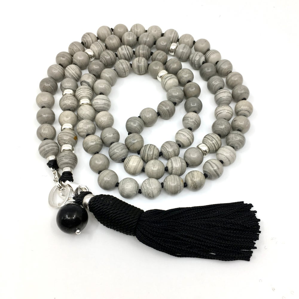 Image of new! SERPEGGIANTE DOUBLE INFINITY MALA 88
