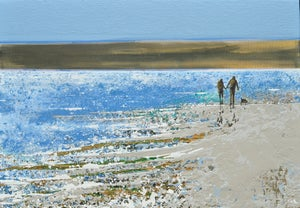 Image of Shoreline Walk, Daymer Bay, Cornwall