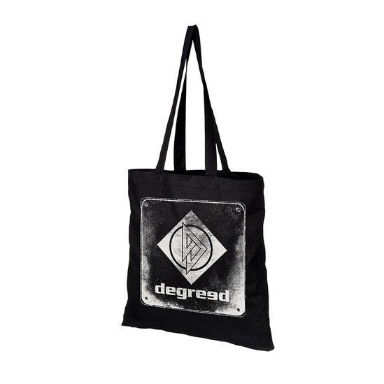 Image of degreed Tote Bag