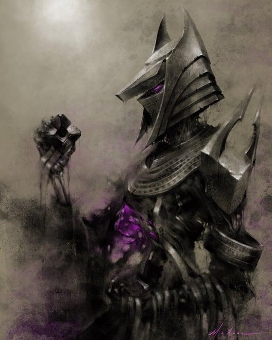 Image of Osirian Warlock
