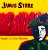 T&M 035 - Janus Stark - Angel In The Flames LP (Feat. GIZZ BUTT ex-Prodigy, English Dogs, U.K. Subs)