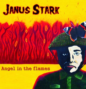 Image of T&M 035 CD - Janus Stark - Angel In The Flames CD