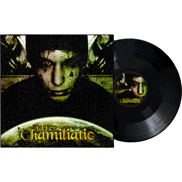 "Image of Lo Key ""Chamiliatic"" 12"" Vinyl Record"
