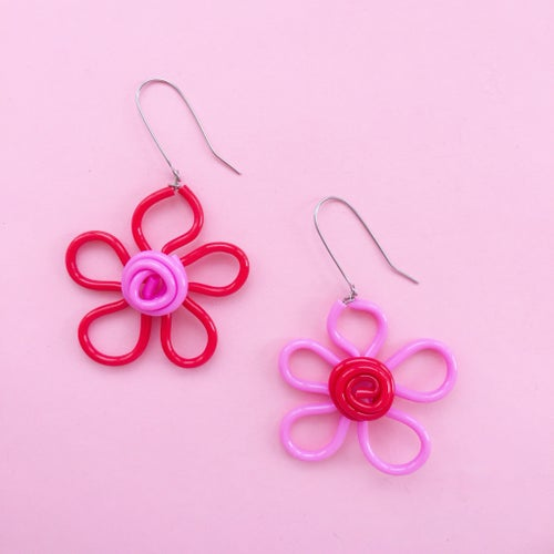 Image of MIni crazy daisy hooks