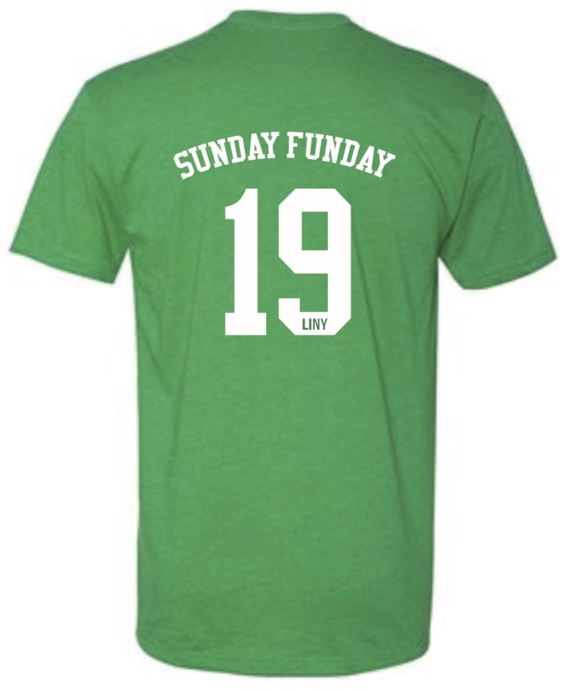 Image of Sunday Funday (J) Unisex Tee