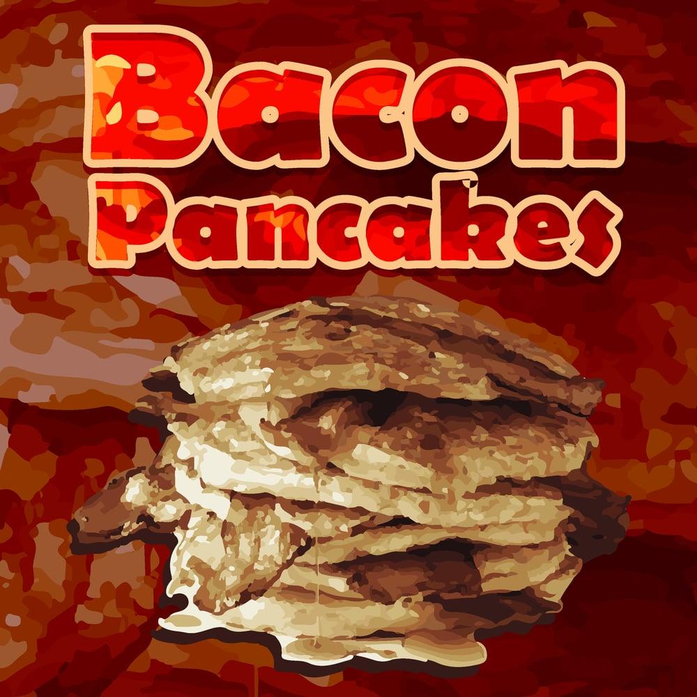 Image of Bacon Pancakes