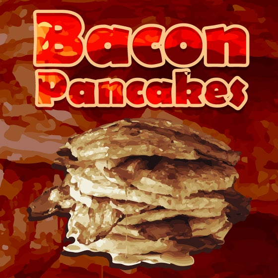 Image of Bacon Pancakes