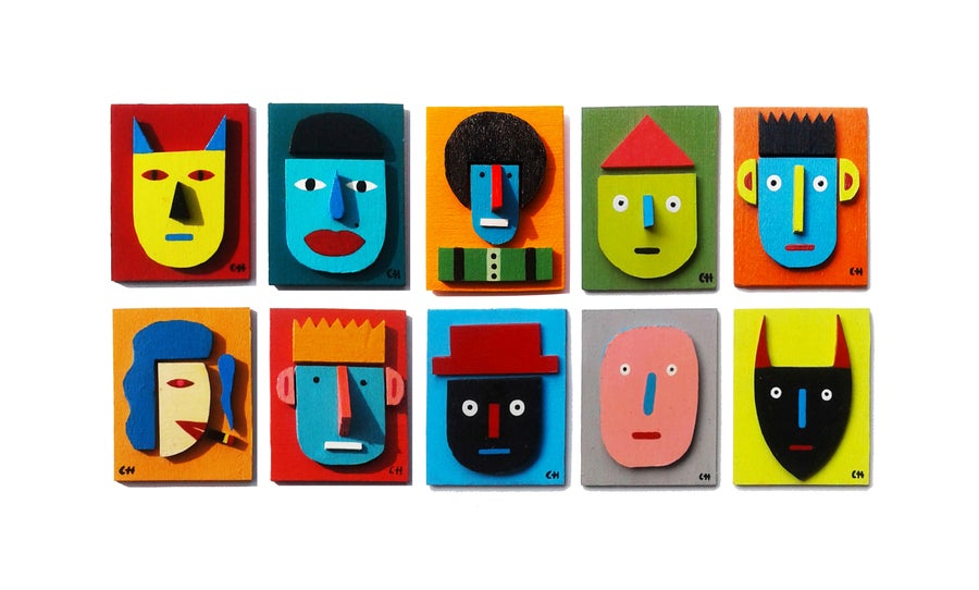 Image of FUNKY WOODY CREW * $45 (each) *(SOLD OUT)*