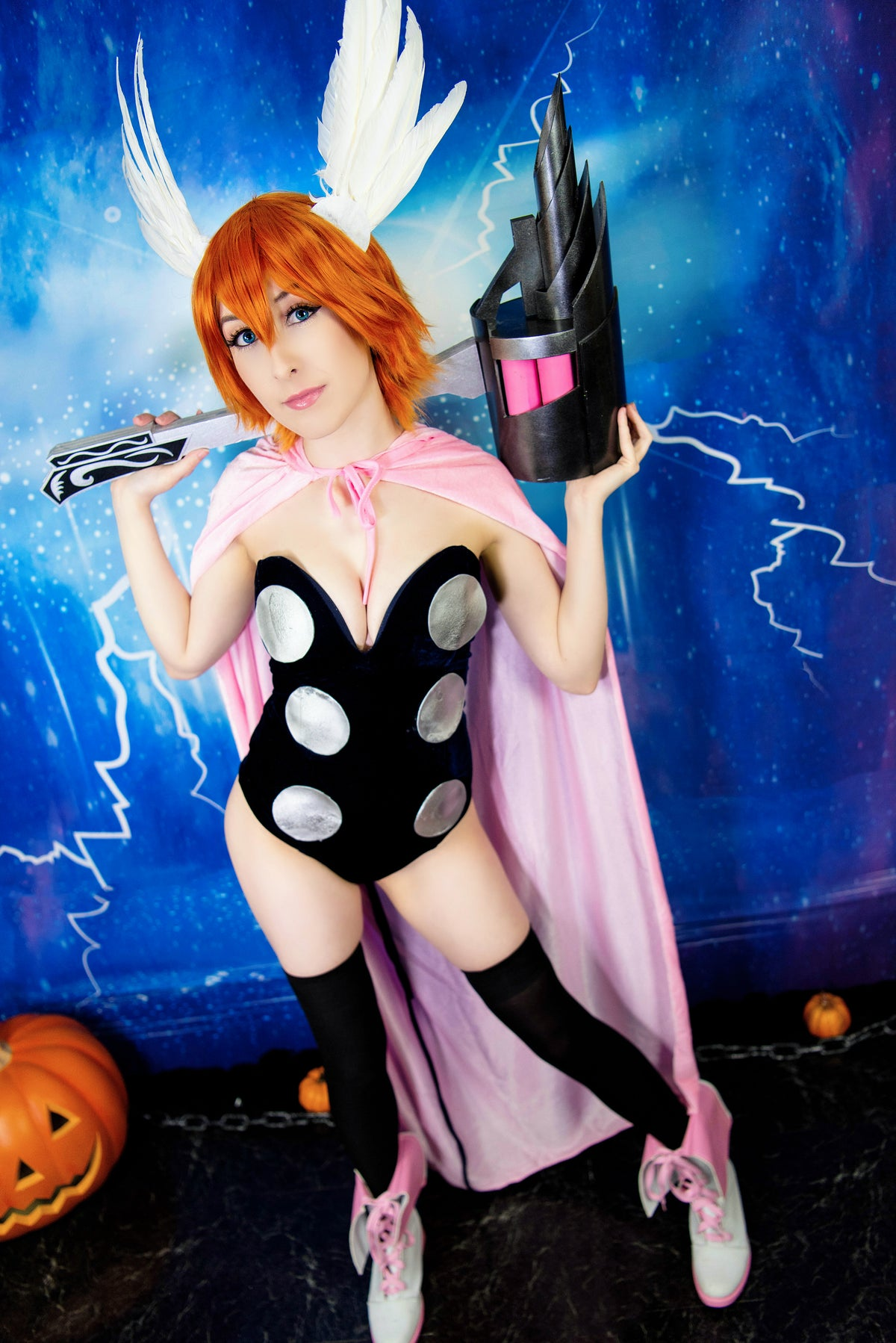 Image of Halloween Nora (Thor)