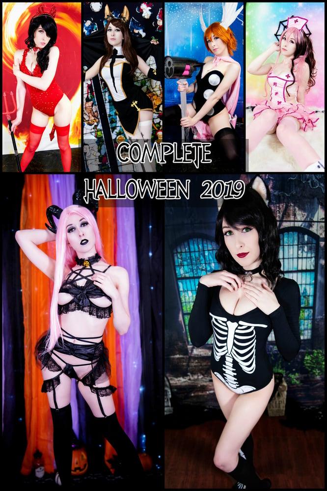 Image of Complete Halloween Bundle 2019