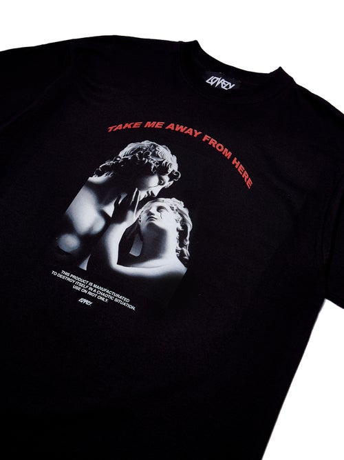 Image of TAKE ME AWAY FROM HERE TEE