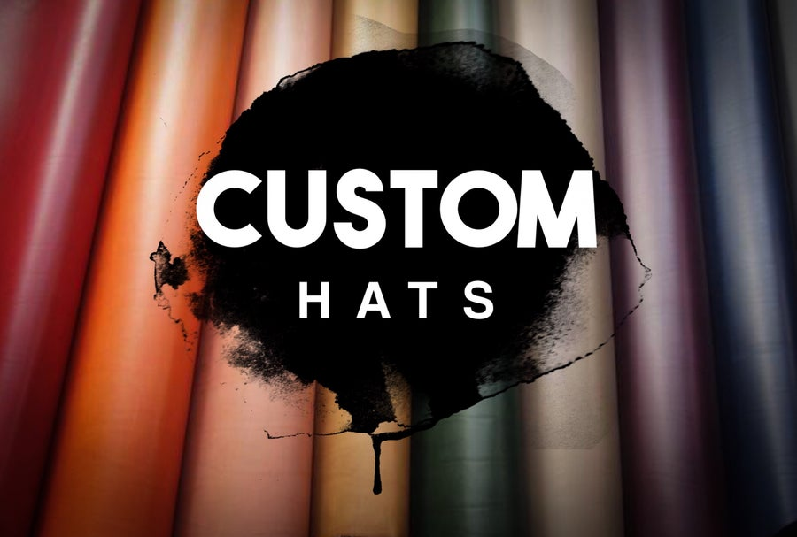 Image of Custom Hats