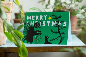 Image of * NEW* Flyboy Christmas cards