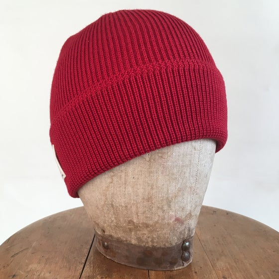 Image of STETSON BEANIE ONALASKA RED