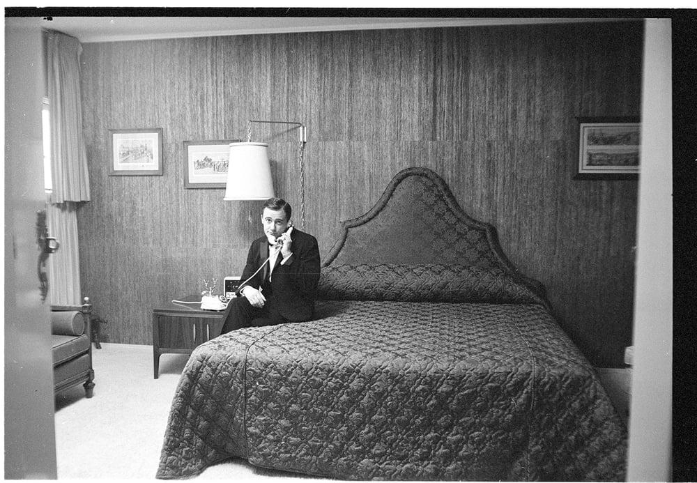 Image of Robert Vaughn (The Man From U.N.C.L.E.)