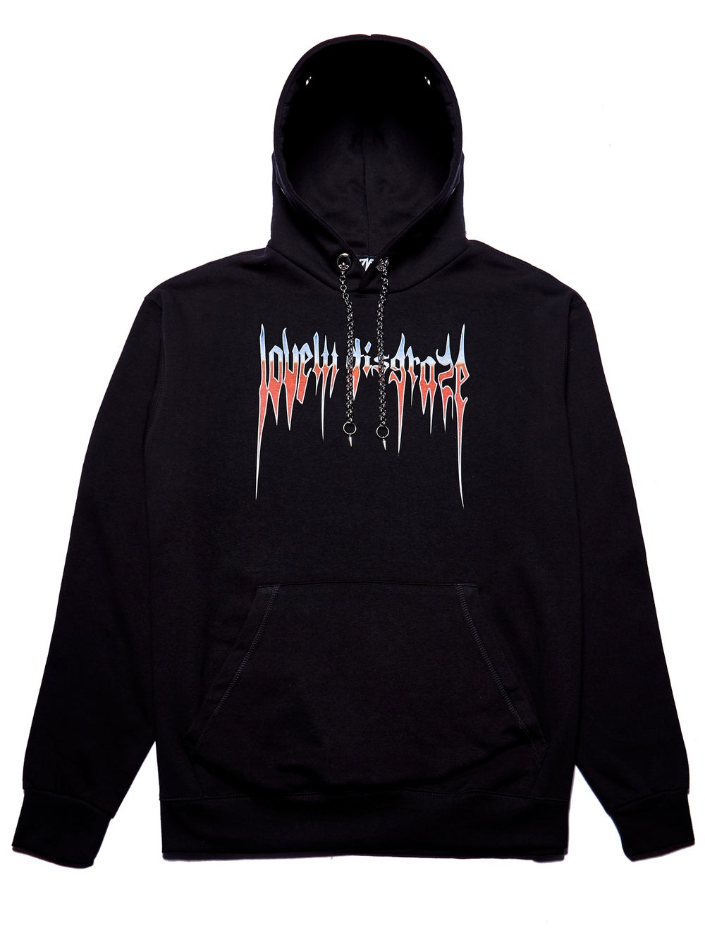 Image of ORANGE NIGHTMARES HOODIE