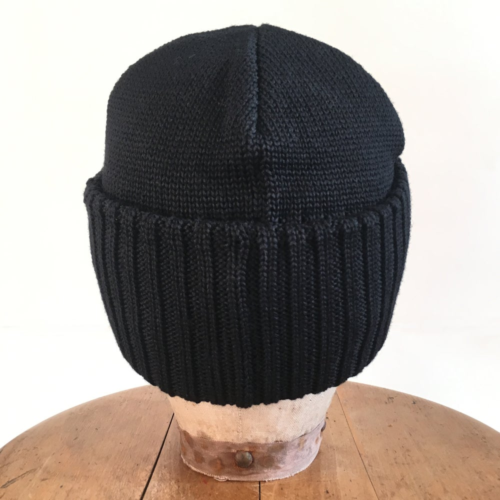 Image of STETSON BEANIE NORTHPORT BLACK
