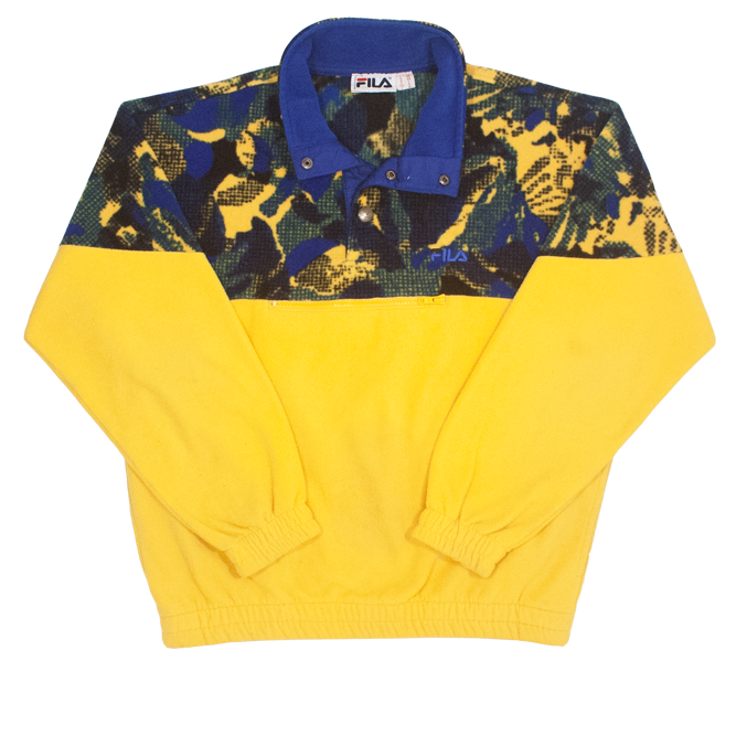 Image of Fila Vintage Fleece Size M