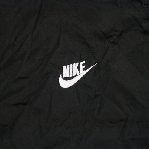 Image of Nike Vintage Track Jacket Hooded Size L