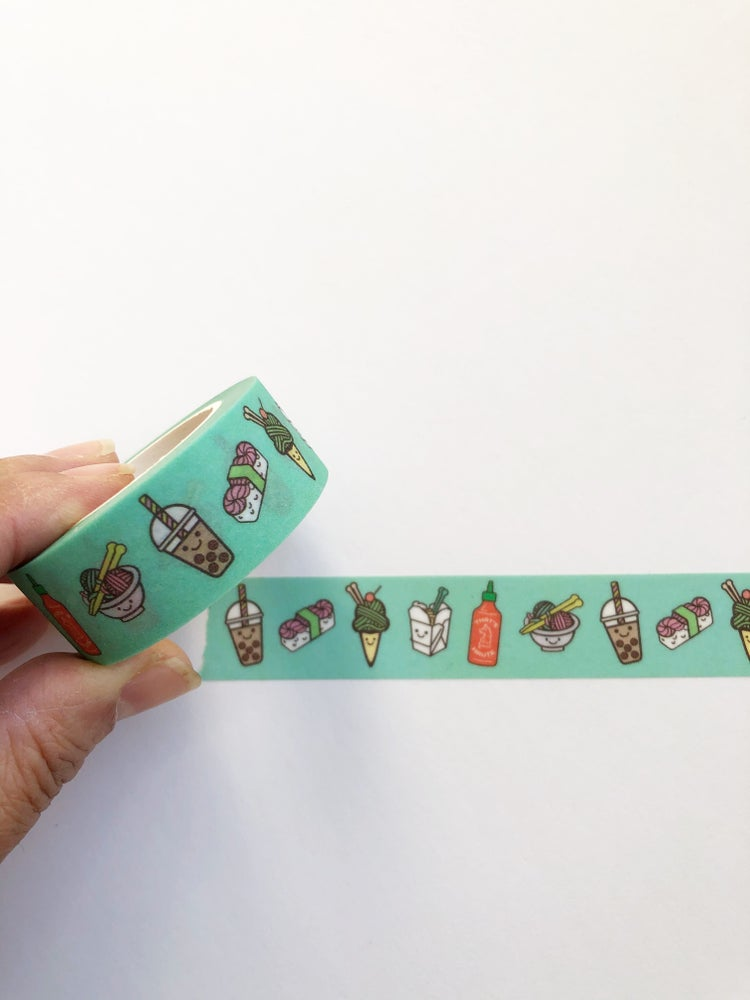 Image of Wool - Washi Tape